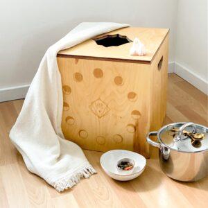 Yoni Sauna / yoni steaming